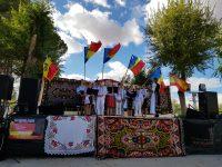"""La segunda edición del Festival de tradiciones y costumbres rumanas """"No olvides que eres rumano"""", 14 de octubre de 2018, Tomelloso (Ciudad Real)"""