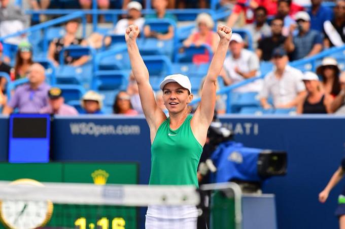 La tenista rumana Simona Halep terminará 2018 como líder del tenis femenino