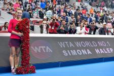 La tenista rumana, Simona Halep vuelve al número uno del ranking mundial WTA