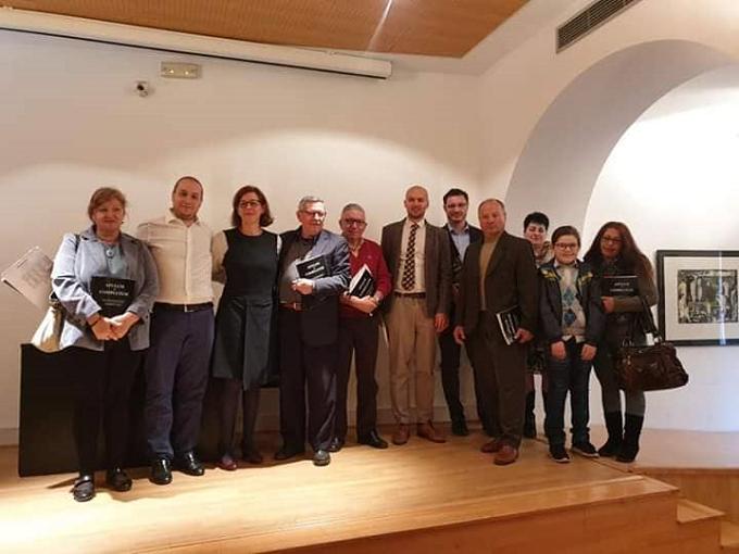 Lansare de carte: APULUM ET COMPLUTUM (Gheorghe Vințan), o monografie bilingvă a orașelor Alba Iulia și Alcalá de Henares