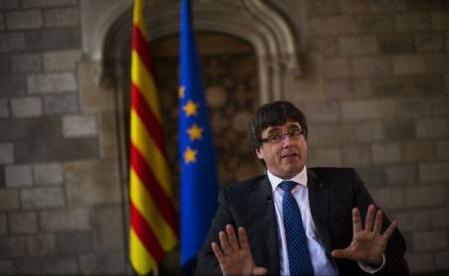 Liderul catalan este sigur că alegătorii se vor manifesta pașnic la referendumul privind independența