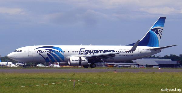 MAE: Niciun cetățean român nu se afla în aeronava EgyptAir deturnată