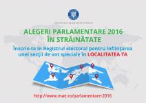 MAE: Românii din străinătate au depus în două luni 891 de cereri de înscriere în Registrul electoral