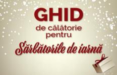 VIDEO: MAE oferă cetățenilor români Ghidul de călătorie pentru Sărbătorile de iarnă 2017