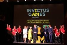 MApN: România, invitată la Jocurile Invictus 2017