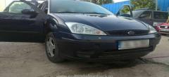 Mașină furată din Spania marca Ford Focus, oprită la PTF Petea