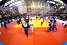 Madrid: Andreea Chiţu şi Daniel Natea, victorioşi la Openul European de judo de la Madrid