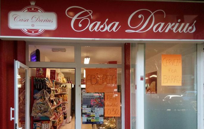 Magazinele Casa Darius din Torrejón de Ardoz te așteaptă cu super oferte la produsele tradiționale românești