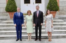 Majestatea Sa Margareta s-a întâlnit cu Regele Felipe al VI-lea