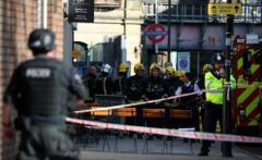 Marea Britanie: Incidentul de la metroul londonez, tratat ca unul terorist (BBC)