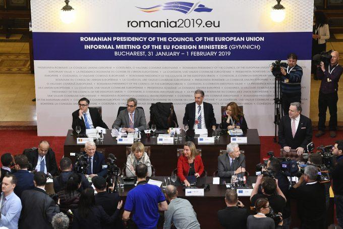 VIDEO - Meleşcanu: Pentru ţările UE există o linie roşie care nu poate fi depăşită: organizarea corectă a alegerilor în Republica Moldova