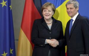 Merkel despre aderarea României la Schengen: Așteptăm să vedem următorul raport MCV