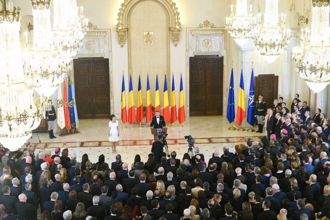 Mesaj Iohannis-An Centenar: 1 Decembrie este o sărbătoare naţională şi europeană