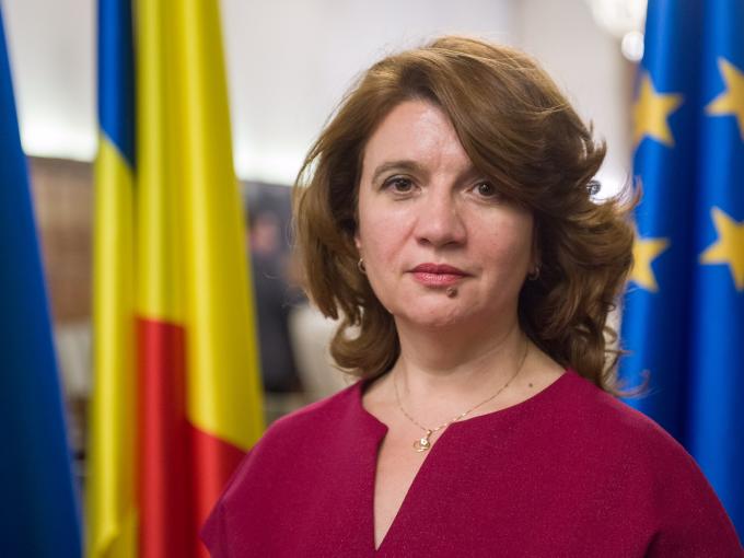 Mesaj din partea doamnei Andreea Păstîrnac, la final de mandat
