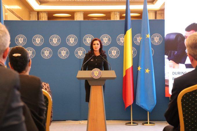 Mesajul din partea doamnei Natalia – Elena Intotero la încheierea mandatului de ministru pentru Românii de Pretutindeni