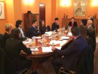 Mic-dejun informativ pentru comunitatea oamenilor de afaceri români din Spania