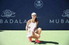 VIDEO: Mihaela Buzărnescu a câştigat primul său titlu WTA din carieră, la San Jose