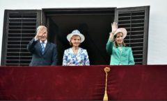 """Mii de persoane la tradiționalul """"Garden Party"""", de 10 Mai, la Palatul Elisabeta"""