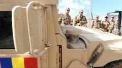 Militarii români din Afganistan au transmis familiilor mesaje de Crăciun