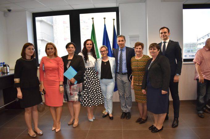 Ministrul Intotero în dialog cu românii din Puglia, Basilicata, Molise și Calabria