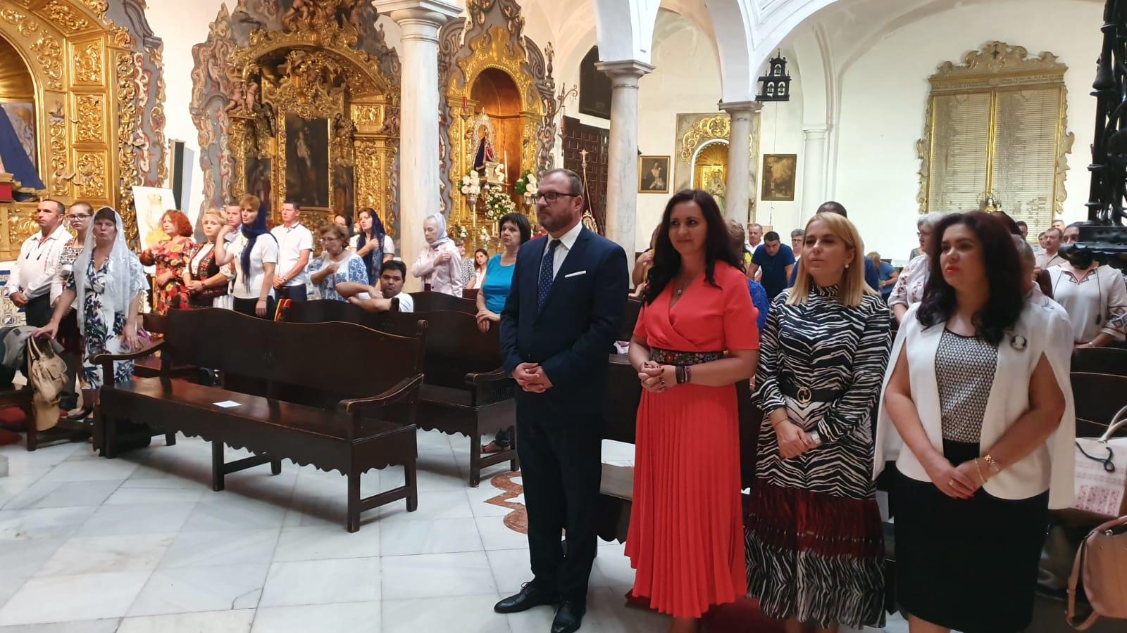 Ministrul MRP, Natalia Elena Intotero a vizitat comunitatea românească din Andaluzia