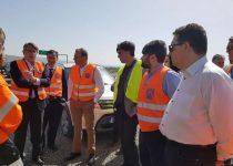 Ministrul Transporturilor şi ambasadorul Spaniei au evaluat activitatea de pe Lotul 3 al şantierului Autostrăzii Lugoj-Deva