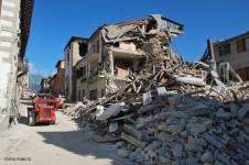 Ministrul delegat pentru românii de pretutindeni Maria Ligor vizitează centrul Italiei după cutremur