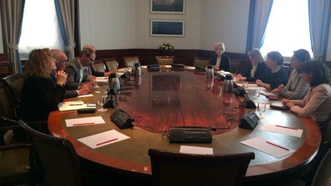 Ministrul pentru Românii de Pretutindeni în dialog cu oficialii spanioli în vederea derulării de proiecte cu impact asupra comunității românești