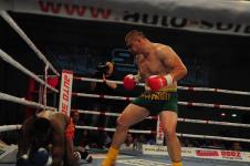 Moroșanu, vânat din toate părțile. Alți doi giganți vin la București pentru a-l provoca pe luptătorul român!