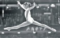 Nadia Comaneci – ícono de la gimnasia olímpica – 36 años de su retiro