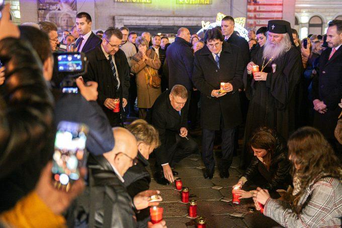 Nicolae Robu: 20 Decembrie se schimbă din 'Ziua Timişoarei' în 'Ziua eliberării Timişoarei de sub comunism'