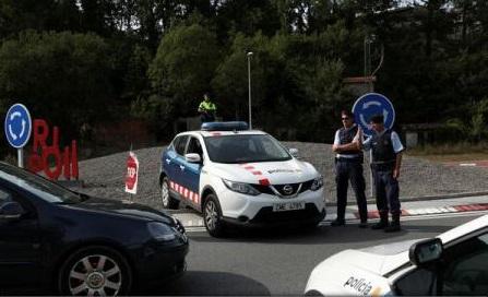 Noi raiduri ale poliției spaniole după atentatele de la Barcelona și Cambrils