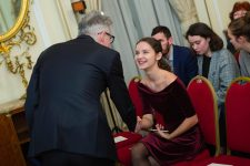 O balerină din România, recompensată la gala Olivier Awards 2018