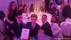 O echipă de elevi români a câștigat Premiul pentru Excelență în IT la Lucerna