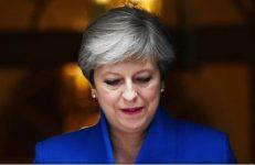 """""""O palmă în față pentru Theresa May"""", comentează presa europeană rezultatul anticipatelor din Marea Britanie"""