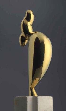 O sculptură realizată de Constantin Brâncuşi, vândută cu preţul record de 71 de milioane de dolari