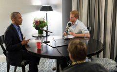Obama, intervievat de prinţul Harry, avertizează asupra 'utilizării iresponsabile a reţelelor sociale'