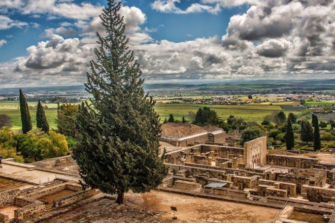 Oraşul califal Medina Azahara din Spania, inclus de UNESCO în patrimoniul mondial