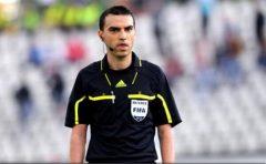 Ovidiu Hațegan va arbitra meciul Juventus – FC Porto, din Liga Campionilor