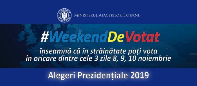 Până sâmbătă la 23:00 ora României s-au prezentat la urne în străinătate 270.502 de români