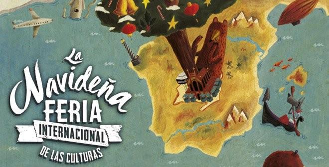 Participarea României la Târgul Internațional de Crăciun – Complexul Cultural Matadero, Madrid