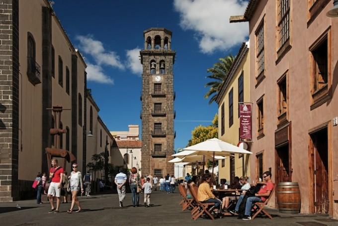 Patrimoniul Mondial UNESCO: San Cristóbal de La Laguna - Insulele Canare (Spania)