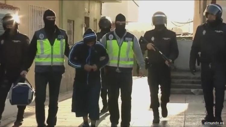 Patru arestări în Spania și Maroc pentru recrutarea de potențiali jihadiști