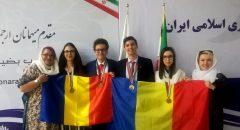 Patru medalii pentru lotul României la Olimpiada Internaţională de Biologie 2018