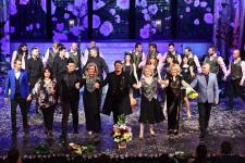Paul Surugiu – Fuego pune în valoare marii artiști ai muzicii ușoare românești, într-un spectacol de excepție