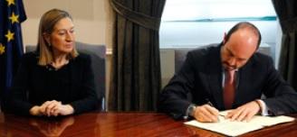 Pedro Rollán, nuevo consejero de Transportes, Vivienda e Infraestructuras