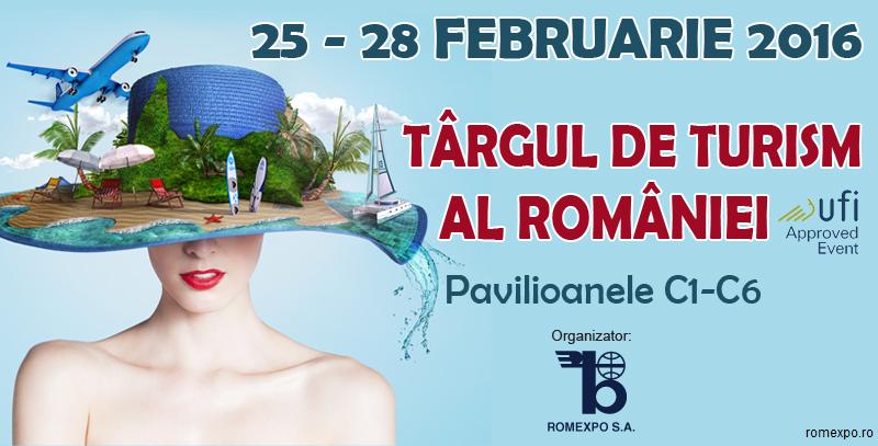 Peste 280 de firme din 15 țări își prezintă oferta la ediția de primăvară a Târgului de Turism al României