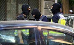 """Poliția spaniolă a reținut la Madrid trei jihadiști, dintre care unul """"extrem de periculos"""""""