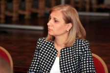 """Politici publice pentru relația cu diaspora: ministrul delegat Maria Ligor, la seminarul """"Diaspora Reimaginată în Epoca Digitală"""""""