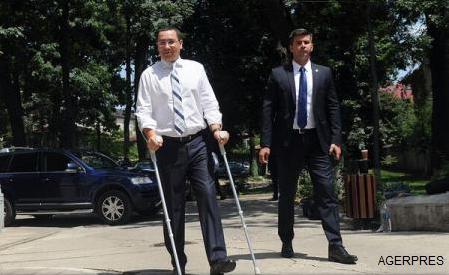 Ponta: E foarte posibil să mai fac încă o operație la genunchi; Oprea o să-mi țină locul